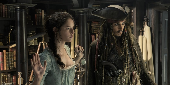 Movie Review Pirates Of The Caribbean Dead Men Tell No