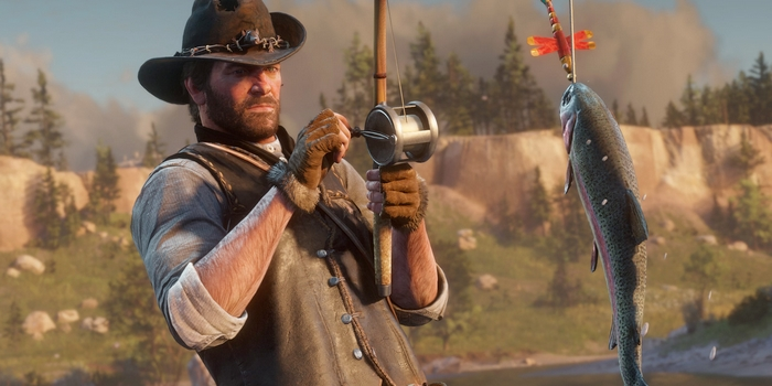 how to fish  and where to find them  in  u0026quot red dead