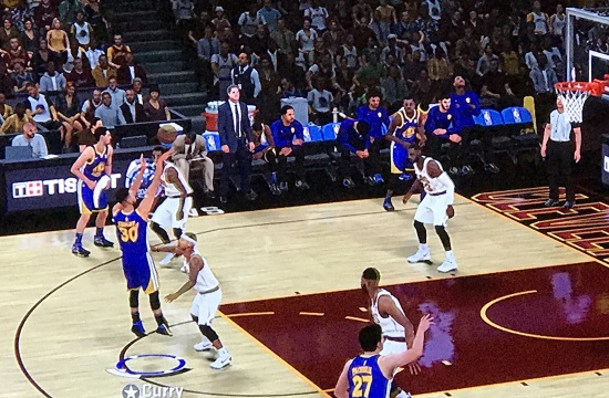 """Here's How to Shoot in """"NBA 2K18"""" (Because They Changed It Again"""